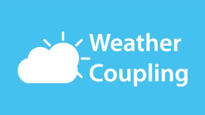 Imeon app weather coupling