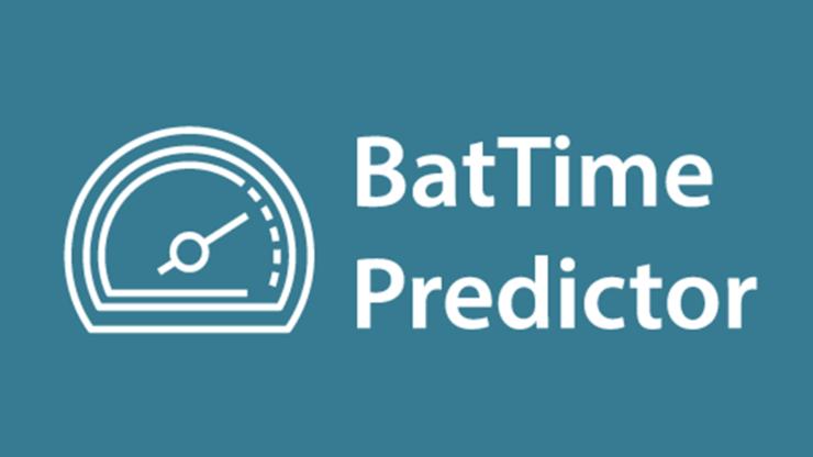 imeon application battime predictor