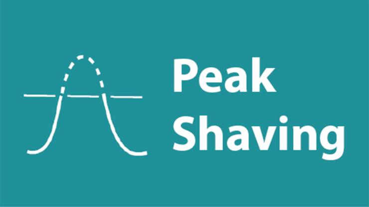 imeon application peak shaving