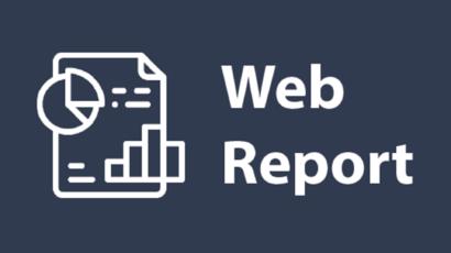 imeon application web report