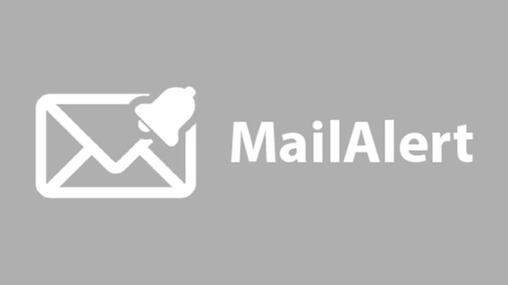 imeon application mailalert